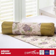 Poly Decoration Fabric Bed Runner para el hogar
