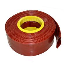 Flexible PVC Layflat Water Discharge Hose