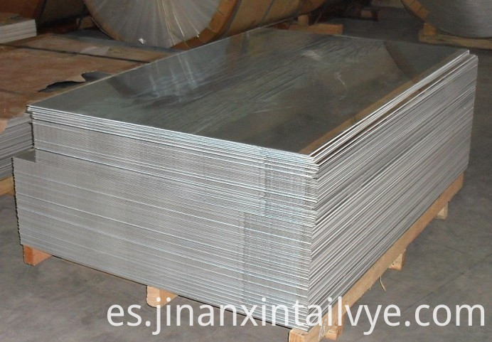 Aluminum Sheets for Automobiles