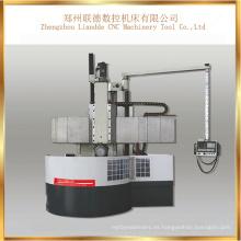 Máquina CNC vertical del torno del precio bajo con el Ce