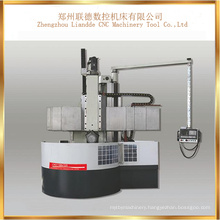Low Price Promotional CNC Vertical Lathe Machine with Ce