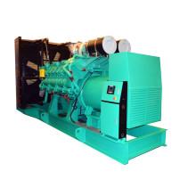 50Hz Googol 1000kw Nature Gas Diesel Double Fuel Generating Set