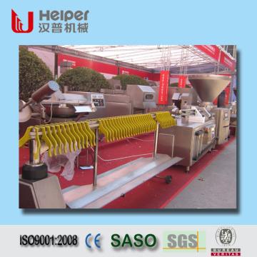 Sausage Linker and Hanger System