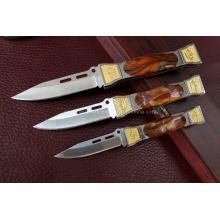 420 Stainless Steel Folding Knife (SE-298)