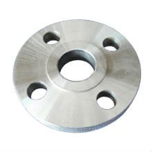 bride forgée d'acier inoxydable pour des pièces mécaniques et des services de fabrication par la Chine