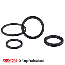 Meilleure vente unique de haute qualité noir x anneau