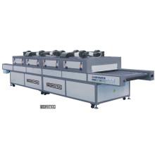TM-IR750 Medical Packaging Paper Title Page Infrared Belt Dryer Ovens