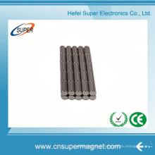 Aimants de cylindre de néodyme de N35 de haute qualité