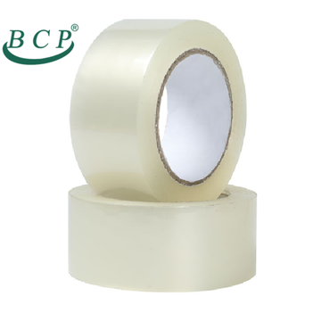 Clear BOPP Packing Adhesive Tape