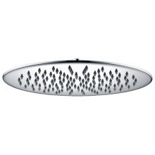 Cabeça de chuveiro redonda do banheiro SS