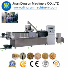 Máquina de fabricação de proteína turnkey de aplicação de soja