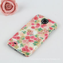 Sublimation Blank Case mobile / housses pour S4 Fabriqué en Chine à prix compétitif Wholsale