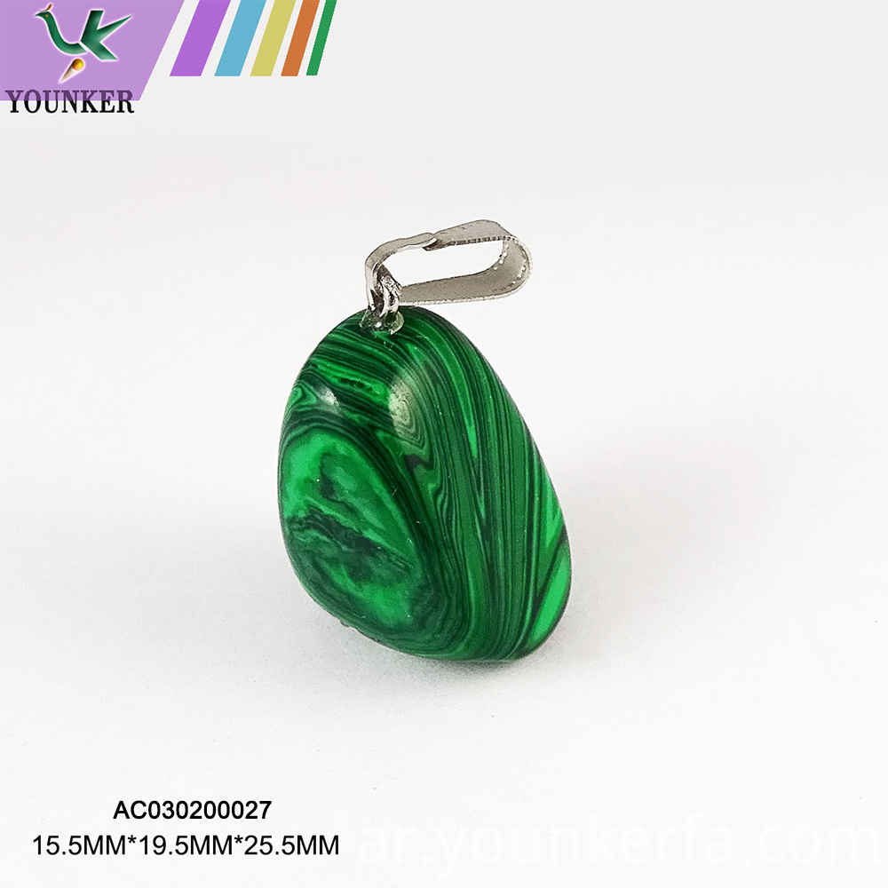 Gemstone Pendant Necklace Jewelry