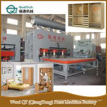 Machine de laminage haute pression à trois couches hydrauliques
