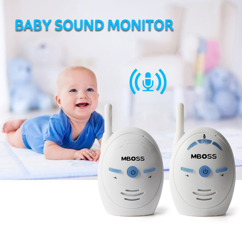 Baby Monitor Audio