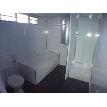 Inodoro / lavamanos de contenedores movibles (shs-mc-ablution009)