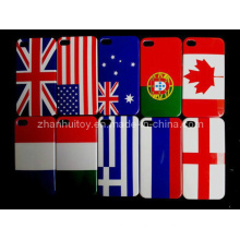 Us Flag Design Telefon Gehäuse für iPhone 4S (H002)