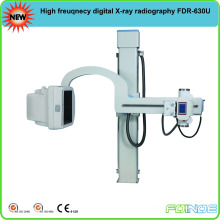 Matériel de radiographie numérique à haute fréquence FDR-630U