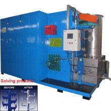 Surface Paint Peeling Furnace for Repainting Spare Parts