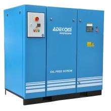 Compresor de tornillo de alta calidad controlado no invertido y engrasado (KD75-10ET) (INV)