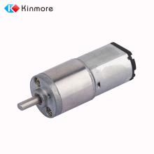Motorreductor de 16 mm y 12 V CC para actuadores, calentadores de agua y equipos fotográficos