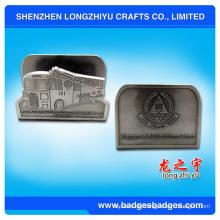 Hochwertige Metalldruckguss Kartenhalter