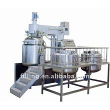 Смесительная машина для вакуумной эмульсии ZRJ-500L