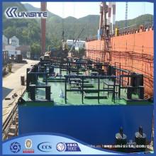 Plataforma de acero de China plataforma flotante para la construcción de agua (USA2-006)