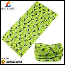 high quality New Desgin polyester outdoor Sports Multifunctional Seamless headwear Bandana