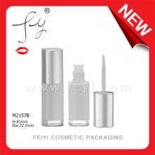 Alta calidad Cuadrado Chubby Cosméticos Muestra Empaquetado Contenedor de brillo de labios personalizado