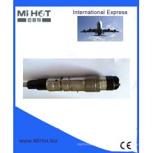 Inyector Bosch 0445110249 para piezas de repuesto de riel común