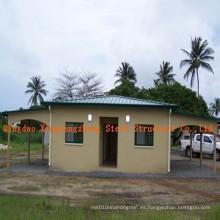 Villa portátil / casa prefabricada para personalizar (MV-01)