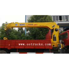 XCMG на 10-30 тонн краны-манипуляторы