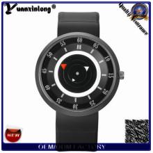 Yxl-426 Factory Wholesale plus récent montre poignet Silicon Sport Casual Men's Ladies Watch Break Quartz Chronograph Montres