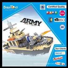 Special Offer! 236 PCS building block figure with plastic block toy warships