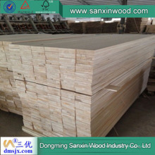 Solid Wood Without Glued Paulownia Wood Board From Sanxin Wood Company