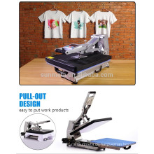 2015 Neue Sublimation Shirt Priting Heat Press Machine von Hydraulic Style ST-4050A
