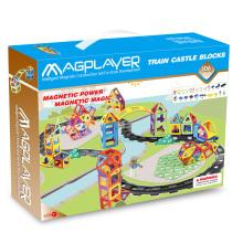 Jouets en blocs de construction Jouets magnétiques pour enfants avec certificats En71 et ASTM