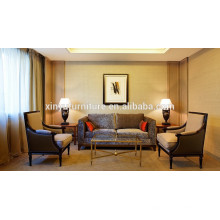 Living room meeting wooden sofa for sale XYN1057
