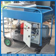 Bateau coque peinture nettoyage fabricant Machine laveuse haute pression électrique