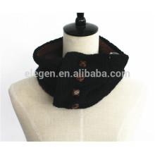 Hombres Mujeres Otoño / Invierno Tejido bereber de punto en el cuello bufanda gaiter
