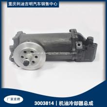 Motor diesel marinho de gerador NT855 resfriador de óleo 3003814