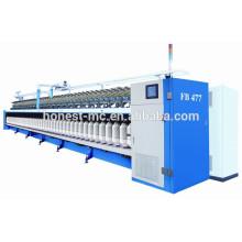 La machine à filer de fil de viscose peut fabriquer du fil de laine