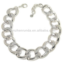 fashion jewelry 2014 silver bracelet vners supplies
