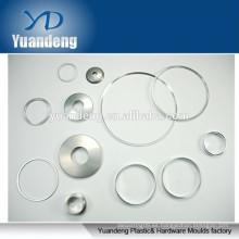 Arandela de aluminio de alta calidad personalizada