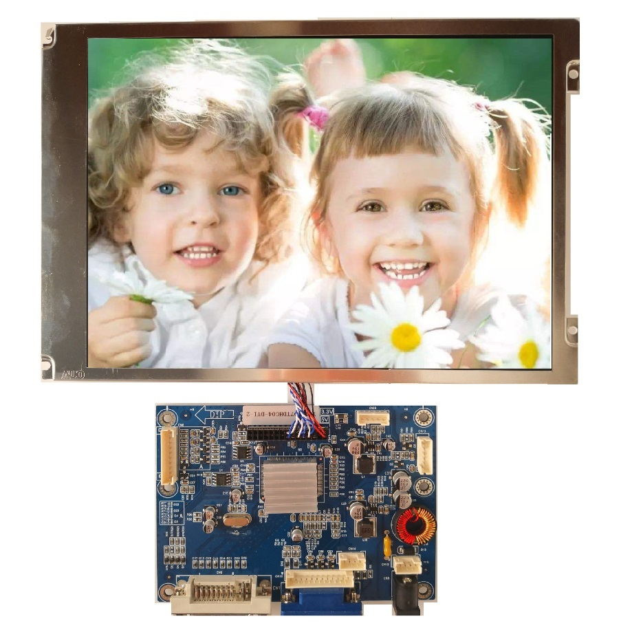AUO 6.5 Inch TFT-LCD Module