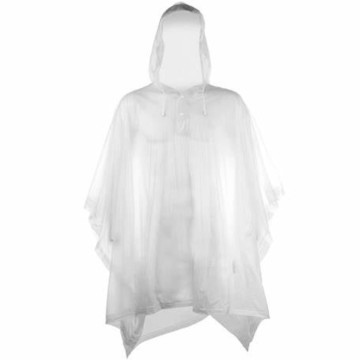 Jas Hujan Poncho Reusable Pvc Waterproof Raincoat