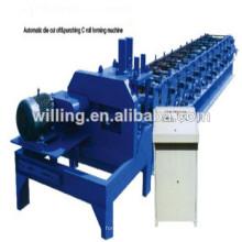CZ Purlin Interchangable Roll Forming Machine