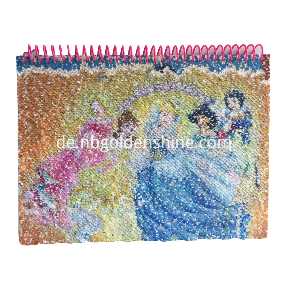 Sequin Journal Gift