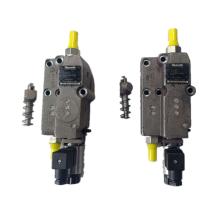 REXROTH A11V0130 A11VLO130-LRDU2 series Hydraulic axial piston pump control valve A11VLO130LRDU2/10R-NZD12K02
